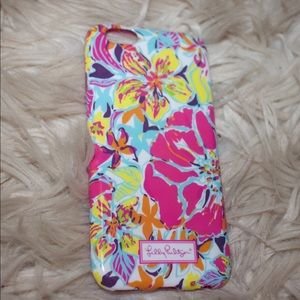 Lily pulitzer phone case (iphone 5/5s)